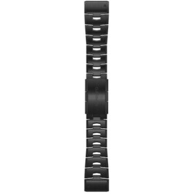 Garmin QuickFit Titanium Watch Band 26mm for Fenix 6X, anthracite grey